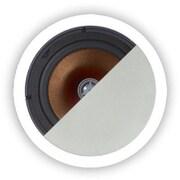 OSD Audio® ICE640 150 W 2-Way Ceiling Speaker, Off White