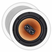 OSD Audio® ICE840TT 175 W 2-Way Ceiling Speaker, Off White