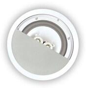 OSD Audio® ICE600TTWRS 150 W Weather-Resistant Ceiling Speaker, White