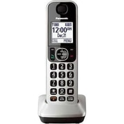 Panasonic® KXTGFA30S DECT 6.0 Additional Digital Cordless Handset For KX-TGF37 Phone, Silver