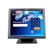 """PLANAR® PT1945R 19"""" LED LCD Touch Screen Monitor, Black"""