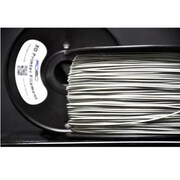 ROBO 3D 68.9 mil ABS 3D Printer Filament, Silver (ABSSILVER)