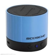 Scosche® BTSPK3 boomSTREAM mini Bluetooth Speaker, Blue