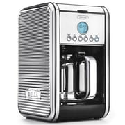 BELLA® 14391 Linea Collection 12 Cup Programmable Coffee Maker, High Polished