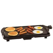 Sensio Bella Family Size Electric Griddle, Black (13602)