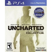"Sony PlayStation® Action/Adventure ""Uncharted™: The Nathan Drake Collection"" PS4 Game Software (3000683)"
