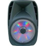 Supersonic® IQ3315DJBT 900 W Portable Bluetooth DJ Speaker, Black