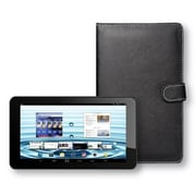 """Supersonic® SC-5777 7"""" Tablet and Keyboard Case Bundle, 8GB, Android 4.4 KitKat, Black"""