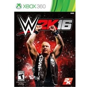 Take-Two® Sports WWE 2K16 Gaming Software, Xbox 360 (49613)