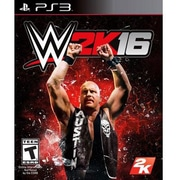 Take-Two® WWE 2K16 Sports PS3 Game Software (47614)