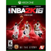 Take-Two® Sports NBA 2K16 Replen Gaming Software, Xbox One (49598)
