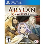 "Tecmo Koei® Action/Adventure ""Arslan: The Warriors of Legend"" PS4 Game Software (O273)"