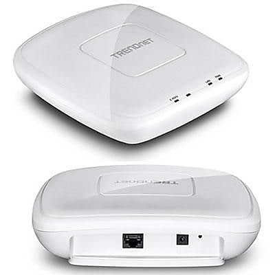 Get TRENDnet TEW-755AP 300 Mbps PoE Wireless Access Point with Software Controller, White Before Too Late