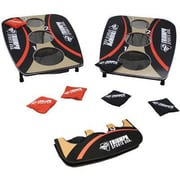 "Triumph Sports USA 10"" x 18"" x 23 3/4"" 3 Hole Folded Bag Toss (35-7090)"