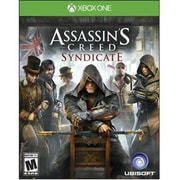 Ubisoft® Action/Adventure Assassin's Creed Syndicate Day 1 Gaming Software, Xbox One (UBP50411060)