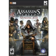 Ubisoft® Assassin's Creed Syndicate Day 1 Action/Adventure Game Software, Windows, DVD-ROM (UBP60811060)