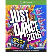 Ubisoft® Entertainment Just Dance 2016 Gaming Software, Xbox One (UBP50401065)