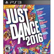 Ubisoft® Just Dance 2016 Simulation PS3 Game Software (UBP30401066)