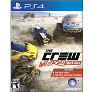 "Ubisoft® Racing ""The Crew Wild Run Edition"" PS4 Game Software (UBP30501080)"