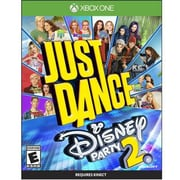 Ubisoft® Entertainment Just Dance Disney Party 2 Gaming Software, Xbox One (UBP50401069)