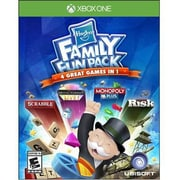 Ubisoft® Board Game Hasbro Family Fun Pack Gaming Software, Xbox One (UBP50401072)