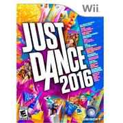 Ubisoft® Just Dance 2016 Entertainment Game Software, Wii U (UBP10701065)