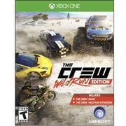 Ubisoft® Racing The Crew Wild Run Edition Gaming Software, Xbox One (UBP50401080)