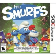 "Ubisoft® ""The Smurfs"" Action/Adventure Nintendo 3DS Game Software (UBP10501074)"