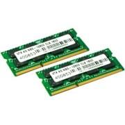 VisionTek® 900455 8GB (2 x 4GB) DDR3 SDRAM SoDIMM DDR3-1600/PC-12800 Laptop RAM Module