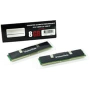 VisionTek® 900402 8GB (2 x 4GB) DDR3 SDRAM DIMM DDR3-1600/PC-12800 Desktop RAM Module