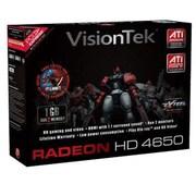 VisionTek® 900252 128-Bit PCI Express 2.0 x16 1GB Graphic Card