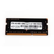 VisionTek® 900641 4GB (1 x 4GB) DDR3L SDRAM SoDIMM DDR3L-1600/PC-12800 Laptop RAM Module
