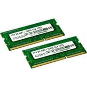 VisionTek® 900452 4GB (2 x 2GB) DDR3 SDRAM SoDIMM DDR3-1333/PC-10600 Laptop RAM Module