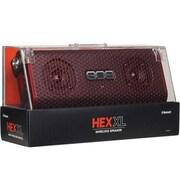 Voxx 808™ SP920 HEX XL Portable Bluetooth Speaker, Red