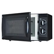 W Appliance 0.6 Cu. Ft. Countertop Microwave, Black (WCM660B)
