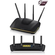 ZyXEL NBG6816 Debuts AC2350 Gigabit Ethernet Dual Band HD Media Wireless Router, 2333 Mbps, 5 Port
