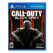 Activision® Call of Duty: Black OPS III Gaming Software, First Person Action, PlayStation 4 (87458)