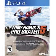 Activision® Tony Hawk's Pro Skater 5 Gaming Software, Action Sports, PlayStation 4 (77066)