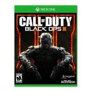 Activision® Call Of Duty: Black Ops III Video Game, First Person Action, Xbox One (87466)