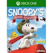 Activision® The Peanuts Movie: Snoopy'S Grand Adventure Video Game, Platformer, Xbox One (77084)