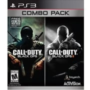 Activision® Call of Duty: Black Ops I & II Combo Game Software, First Person Shooter, PlayStation 3 (87436)
