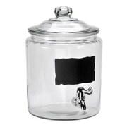 Anchor Hocking® Heritage Hill 2 Gallon Chalk Spigot Container (93453l14)