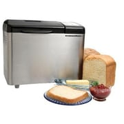 Breadman® 2 lbs. Convection Bread Machine, Silver (TR2500BC)