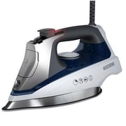 Black & Decker™ Allure™ Digital Soleplate Iron, Blue (D3030)