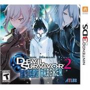 Atlus Shin Megami Tensei: Devil Survivor 2 Record Breaker Game Software, Role Playing, Nintendo 3DS (DS300198)