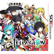 Atlus Stella Glow Game Software, Role Playing, Nintendo 3DS (SG300235)