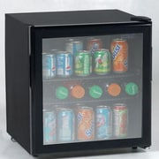 Avanti® BCA196BG Single Section Beverage Cooler, Black