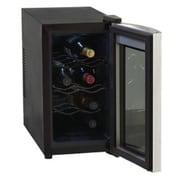 Avanti® EWC801 Single Section Wine Cooler, Black