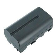 Battery Biz B961 Lithium Ion Camcorder Battery, Black