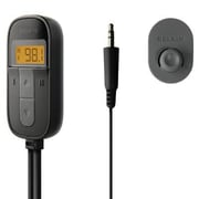 Belkin™ TuneCast® F8M066 Universal FM Transmitter for iPod/iPhone, Black